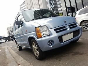 1 YEAR REGO + RWC Suzuki R+ Wagon excellent condition! Melbourne CBD Melbourne City Preview