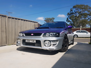 99 turbo wrx gc8 swap for ute  Whalan Blacktown Area Preview