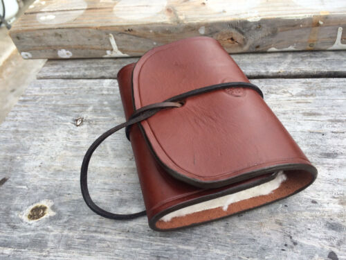 Leather Fly Fishing Wallet