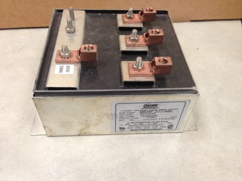 300-0129-005 MERF277/480 Current Technology TVSS