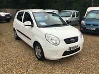 2010 Kia Picanto 1.0 1 5dr HATCHBACK Petrol Manual