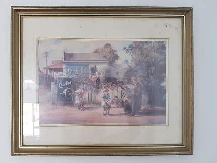 Framed print Big Ring d'Arcy Doyle