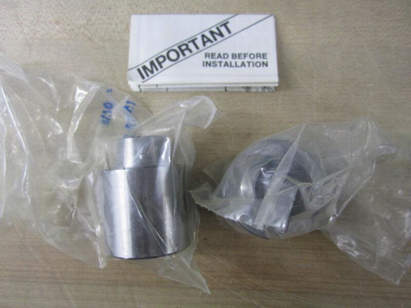 (2) DME MT1222 Tapered Round Interlock Male Injection Mold Interlok Lot
