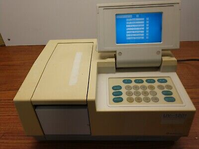 Shimadzu Uv1201 Uv Vis Spectrophotometer Analyzer
