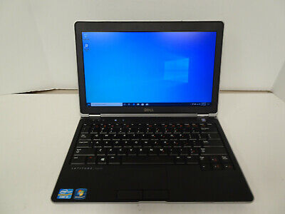 "DELL Latitude E6230 12.5"" Laptop Intel i5-3340 2.60GHz,8GB RAM, 320GB HDD (#2)"