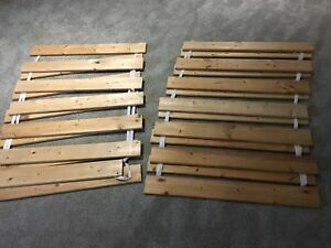 Ikea bed support base