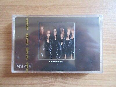 SECHSKIES 4TH ALBUM Korea Sealed Cassette Tape K POP Korea Music