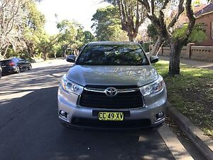 2015 Toyota Kluger Lidcombe Auburn Area Preview