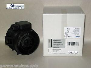 BMW Air Mass Sensor - Siemens / VDO - 13621432356 - NEW OEM MAF