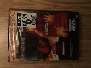 Dual DVD of horror films Christine and Darkness Falls