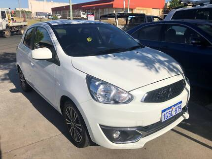 2017 Mitsubishi Mirage Hatchback Landsdale Wanneroo Area Preview
