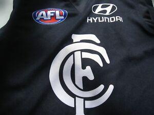 Carlton AFL, Blues league guernsey, No, 3