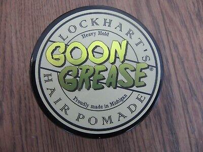 Hold Pomade (Lockhart's Goon Grease Pomade Heavy Hold !!!      100g= 16,95E)
