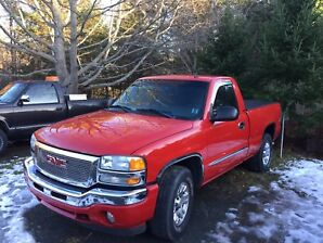 2007 gmc sli only 86000 kils