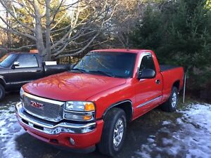 2007 gmc sle only 86000 kils