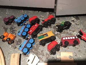 THOMAS THE TANK ENGINES AND TRAINS