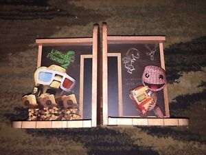 Selling Little Big Planet Book Ends!