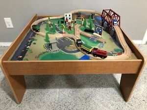 Large Train Table like new