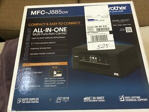 NEW colour multifunction printer and 4 extra large ink packs