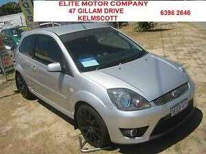 2007 Ford Fiesta 2LT Duratech Manual Hatchback Seville Grove Armadale Area Preview