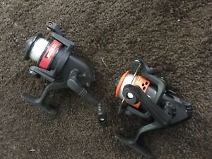 2 light action reels