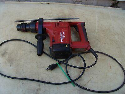Hilti Te-24 Rotary Hammer Drill Works Fine 15
