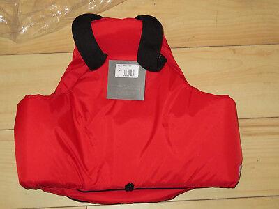 NEU, Hiko Schwimmweste, Polo Impact vesta, Größe L/XL, rot (ohne Spielernr.)