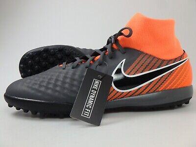 Nike #30697 Magista ObraX II Academy DF Fußball Indoor Schuhe Herren 45,5 Grau