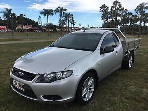 2008 Ford Falcon Ute (R6 LPG) Redcliffe Redcliffe Area Preview