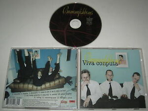 BANANAFISBONES-VIVA-CONPUTA-POLYDOR-559-988-2-CD-ALBUM