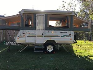 2004 Jayco Eagle Outback Mount Cotton Redland Area Preview