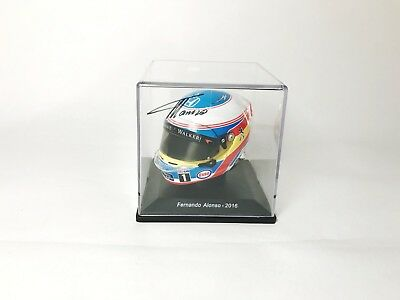Calcas casco Fernando Alonso escala 1:5 - Spark