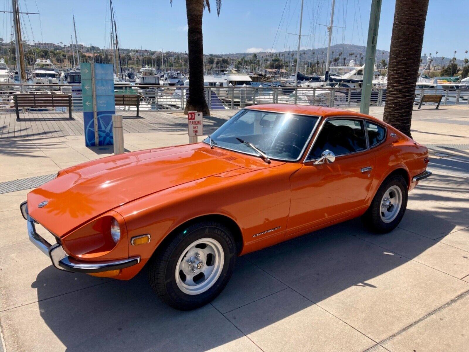 1970 Datsun 240z Series one California Classic