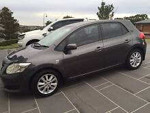 2009 Toyota Corolla Hatchback Bolwarra Heights Maitland Area Preview