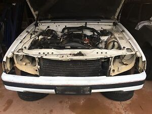 !!WRECKING!! 1990 XF Falcon S-pac ute, 6cyl, LSD Diff Loganholme Logan Area Preview