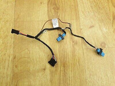 BMW steering wheel loom harness LCI paddles 32307848335