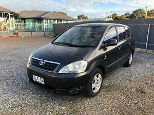 2003 Toyota Avensis Rosewater Port Adelaide Area Preview