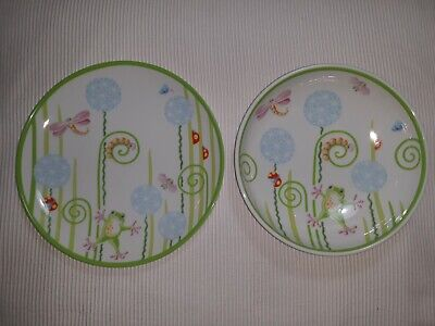 TIFFANY & CO. FIDDLEHEADS CHILDRENS CHILDS BABY CERAMIC 7