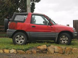 1998 Toyota RAV4 Convertible Opossum Bay Clarence Area Preview