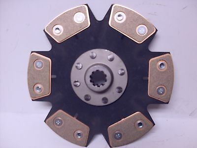 1510 1710 1715 1725 1900 1925 Ford Tractor Heavy Duty Clutch Disc