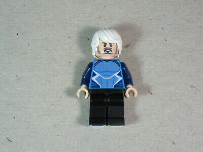 Genuine LEGO® Super Heroes Quicksilver Minifigure from set 76041 Avengers - RARE