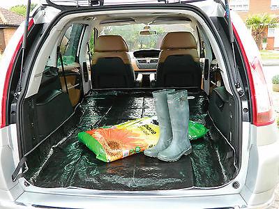 "GW14-W0698 Estate Car Boot Liner 200cm (79"") Long 140c Strong woven polyethylene"