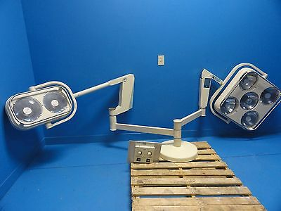 Castle Sybron Surgical 25102610 Ceiling Mount Or Light W Control Box10344