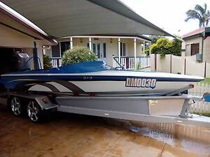 CONNELLY 19ft Ski boat original Roger Connelly boat Kirwan Townsville Surrounds Preview
