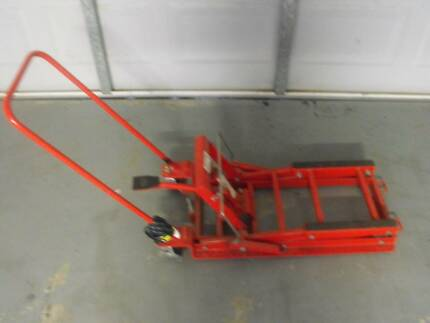 Orcon Hydraulic Motorcycle Lift Forest Lake Brisbane South West Preview
