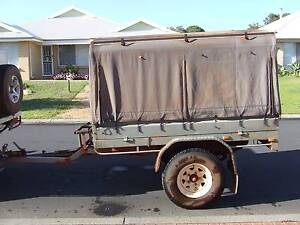 Trailer, camper/work/4x4 Eaton Dardanup Area Preview