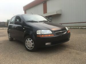 2005 Chevy Aveo 1.6L. GOOD CONDITION