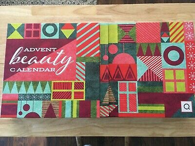 QVC Advent Beauty Calendar 2020 24 Days of Surprise Beauty Gifts Brand NIB