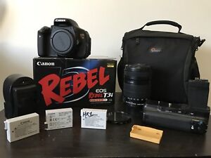 CANON EOS Rebel T3i