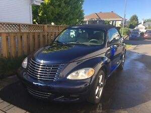 Chrysler PT Cruiser GT 2005 Convertible